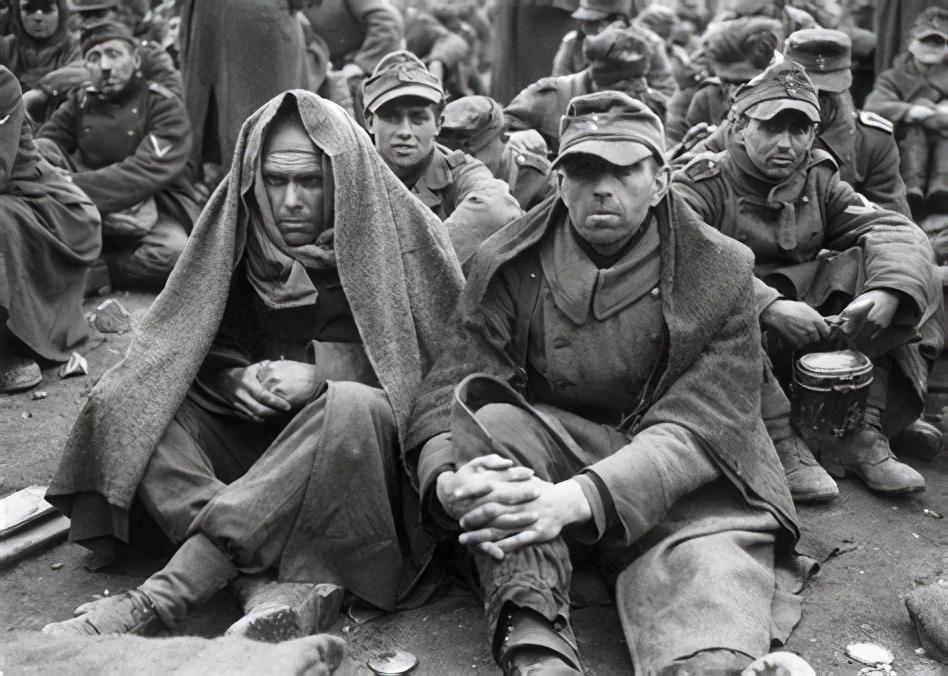 英国人对德国战俘有多好?