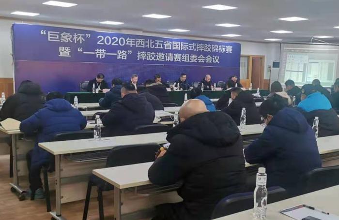 西北五省国际式摔跤锦标赛落幕
