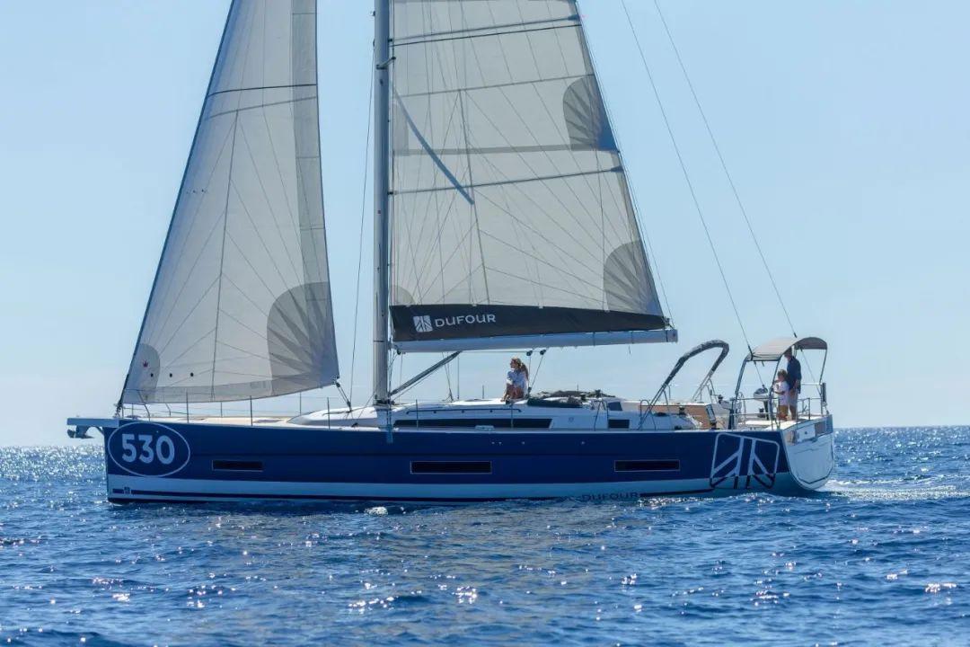 为什么在欧洲这么受欢迎?法国的Dufour帆船有什么特点