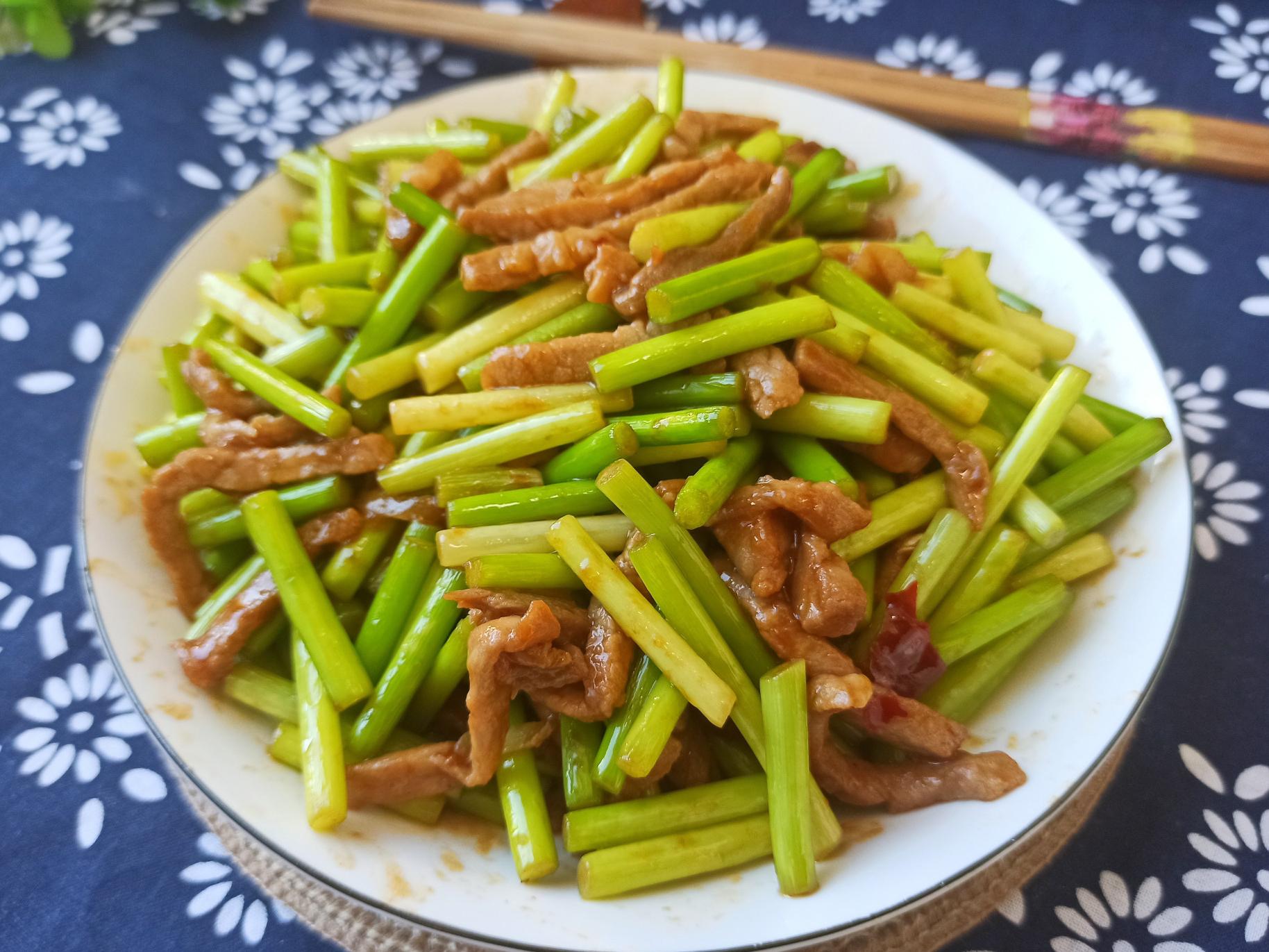 猪肉炒什么菜最好吃?分享5种不同的做法,鲜香美味,下酒又下饭