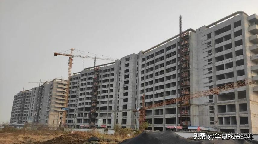蚌埠城南新二院最新进展怎么样?工程进度情况播报