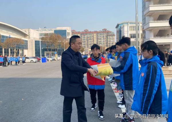 江苏建湖中专举行新学期开学典礼