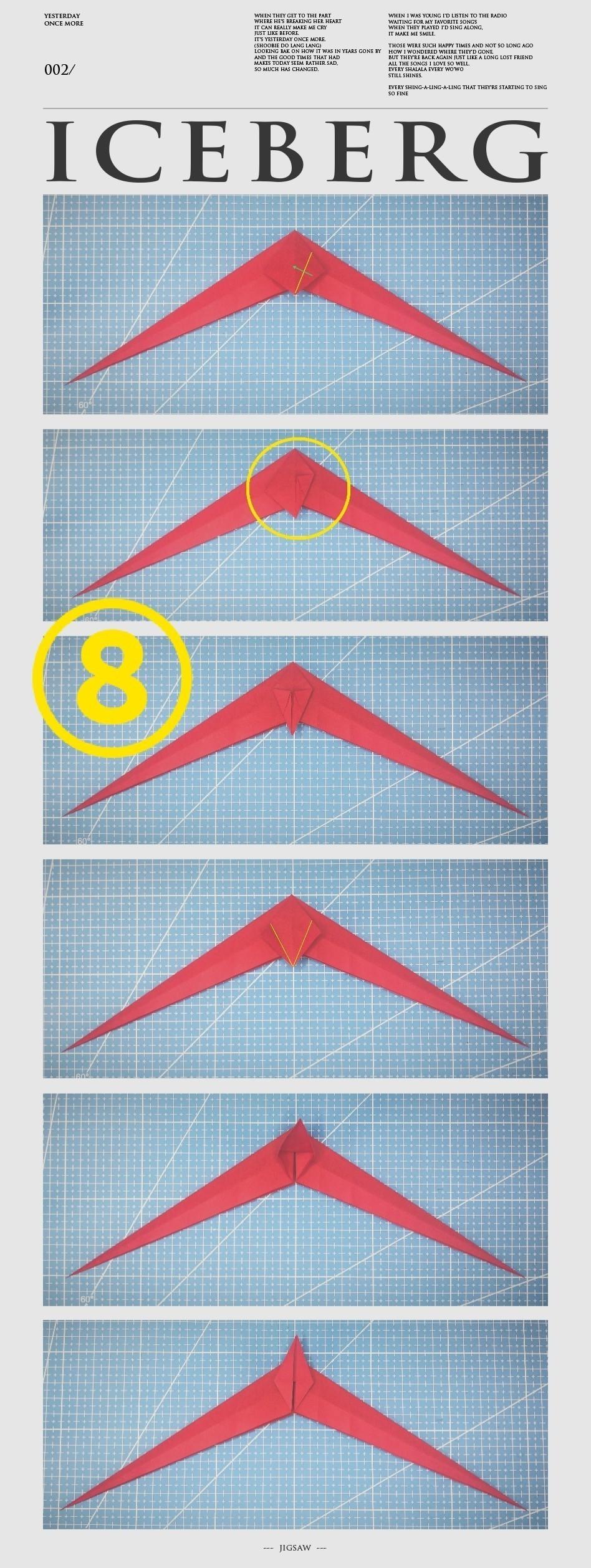 平衡鸟怎么折?平衡鸟制作方法