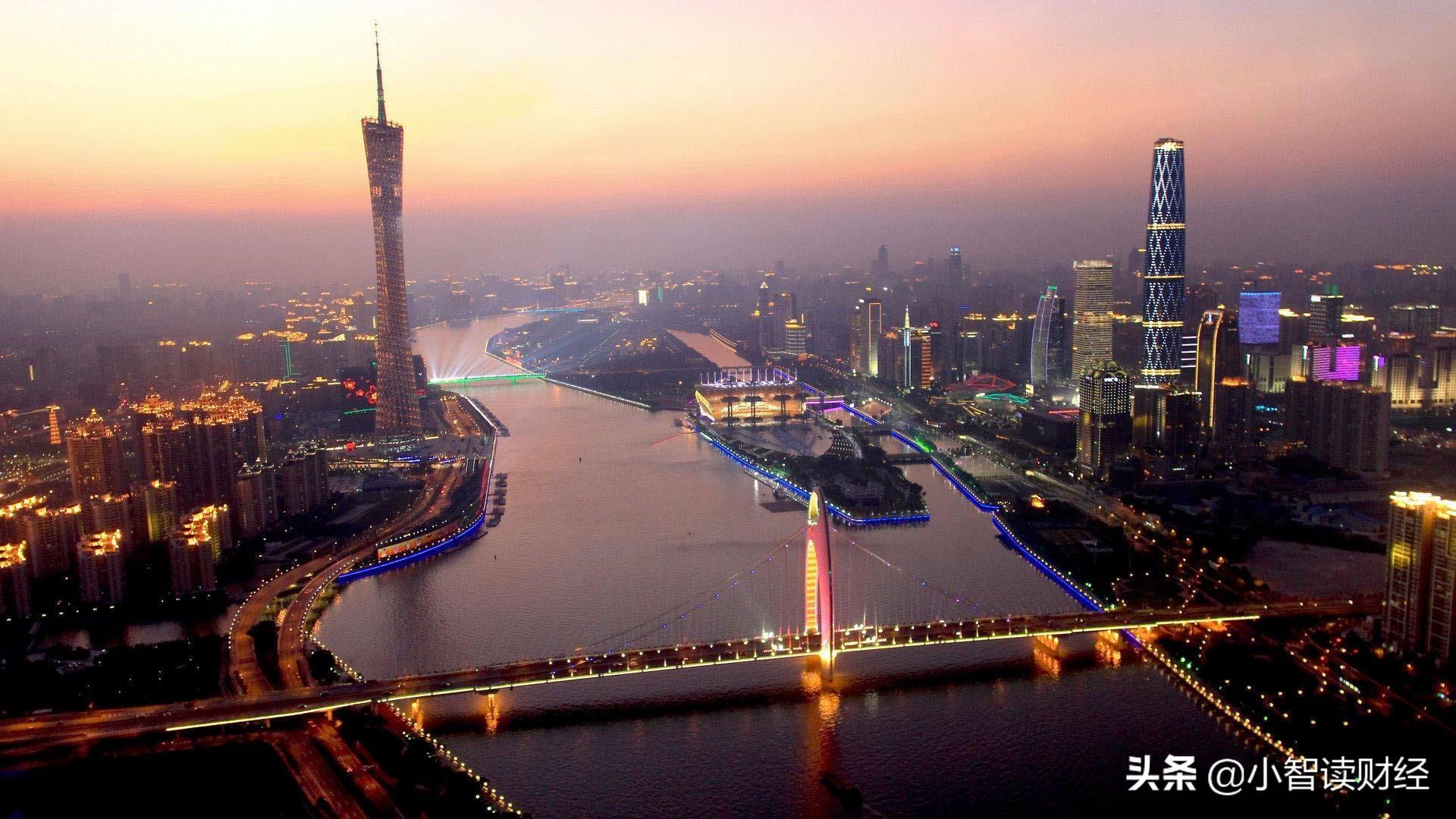 深圳人均GDP和韩国相当,广州接近于捷克,那上海和北京呢?