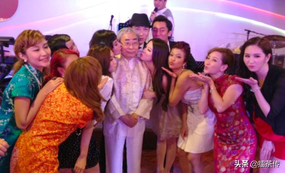 84岁HK娱乐大亨去世