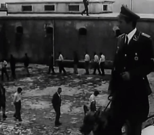 阿尔巴尼亚经典老电影《宁死不屈》
