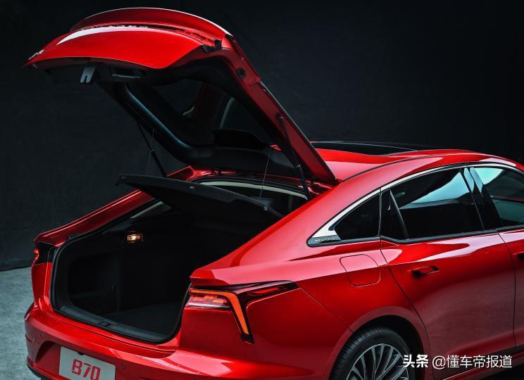新车 | 第三代奔腾B70预计11月上市 北京车展正式亮相