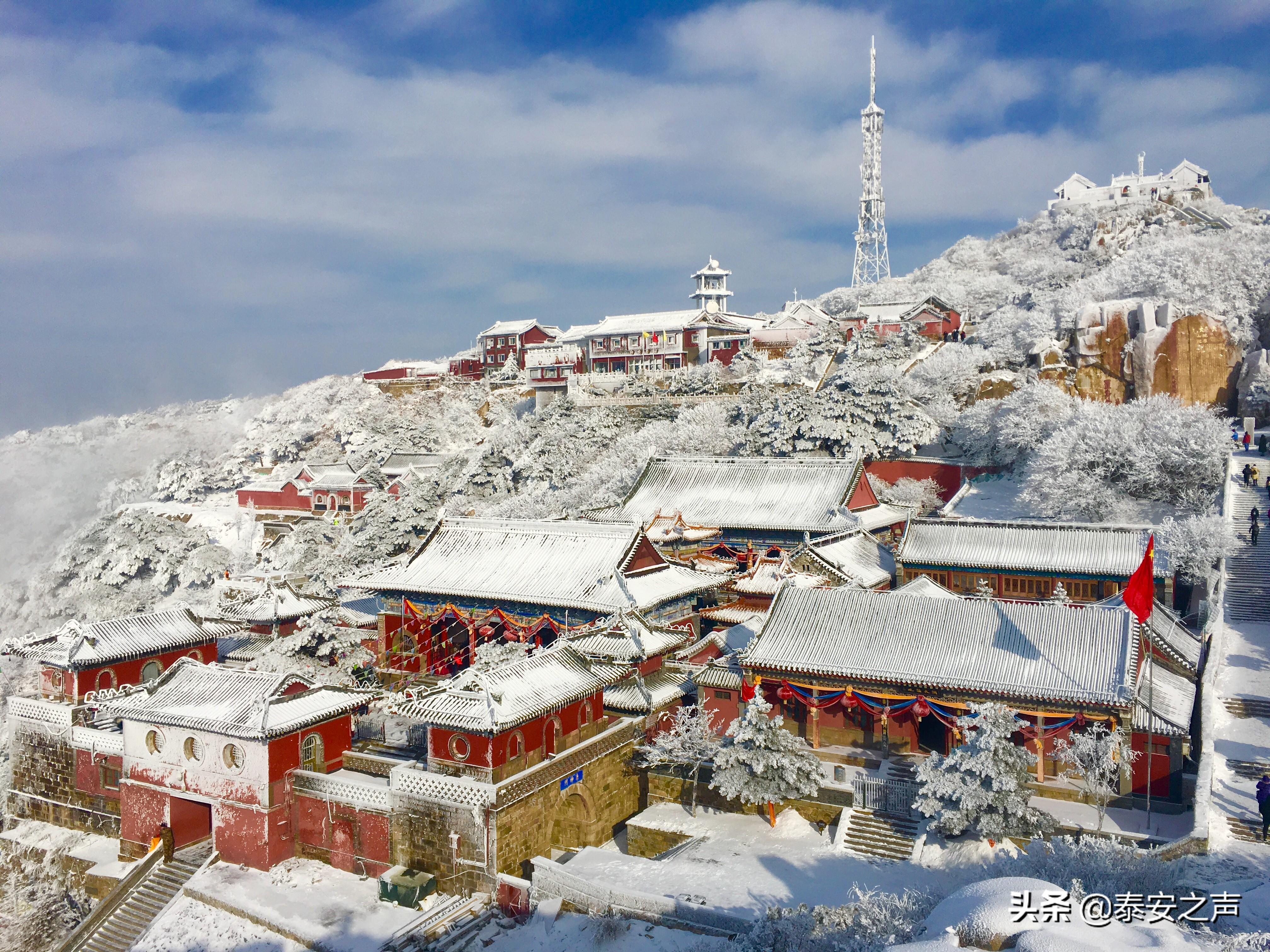 bf88今冬第一场雪,如约而至!多图带你看bf88雪景