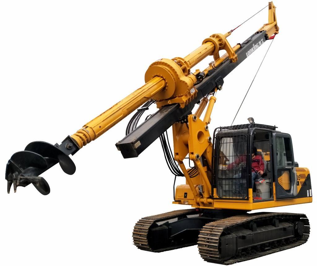 水井钻机与钻井技术