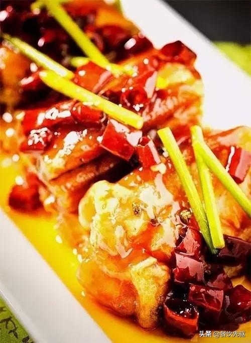 鲁菜大师的20款经典创新菜真心不错,推荐给你 鲁菜菜谱 第1张