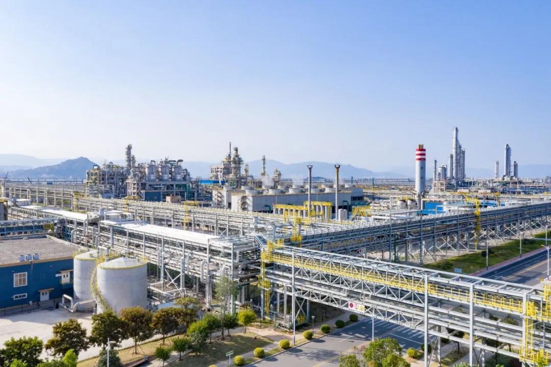 可门港经济区化工新材料产业园入选福建省首批化工园区名单