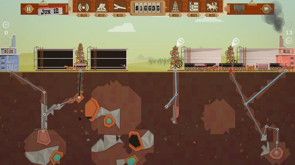 三款游戏喜加一免费领:《拾荒花园》《刀锋战神》《石油大亨》
