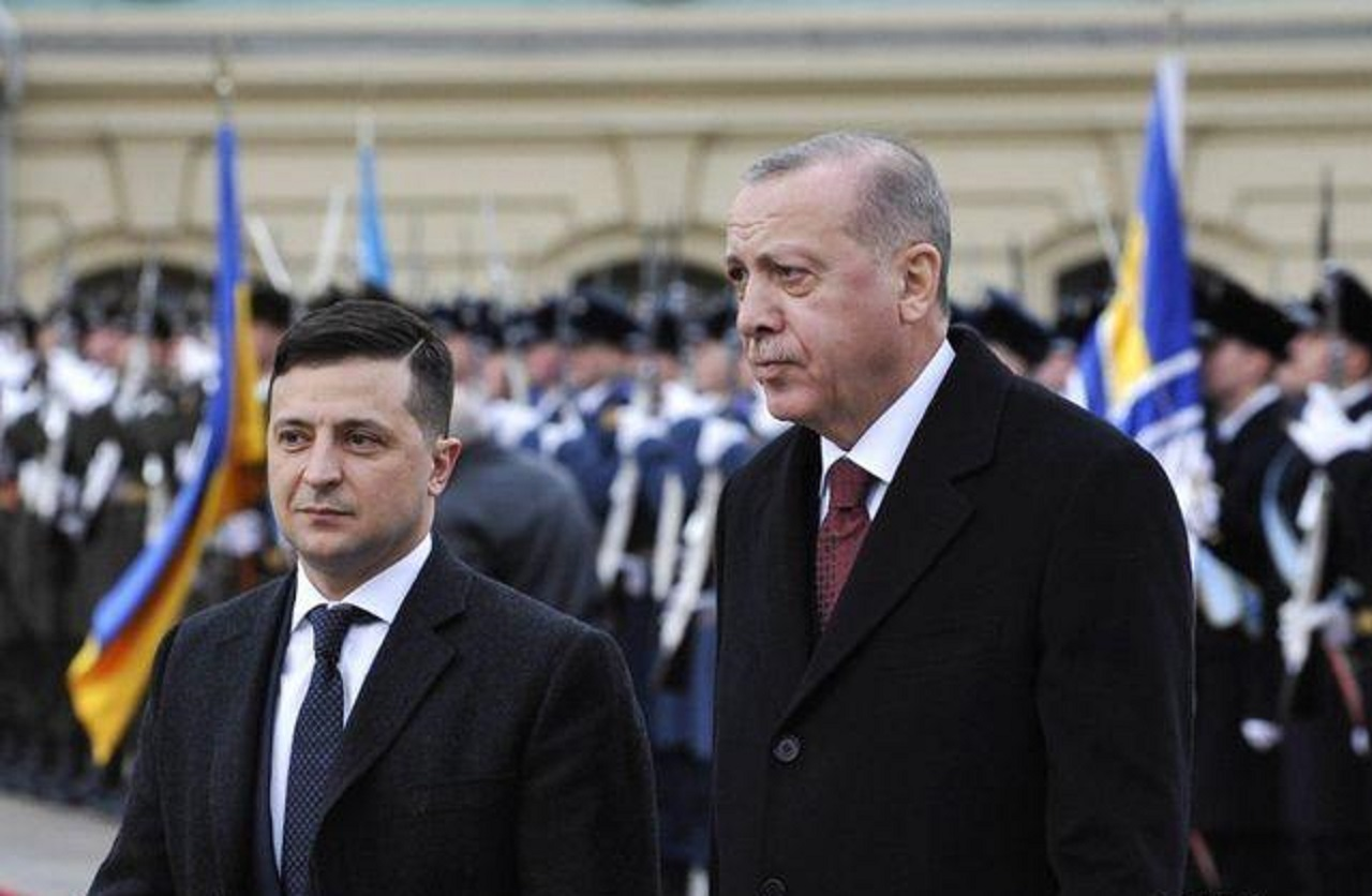 不怕得罪中国?乌总统向土耳其推销马达西奇,俄媒:后果不可挽回