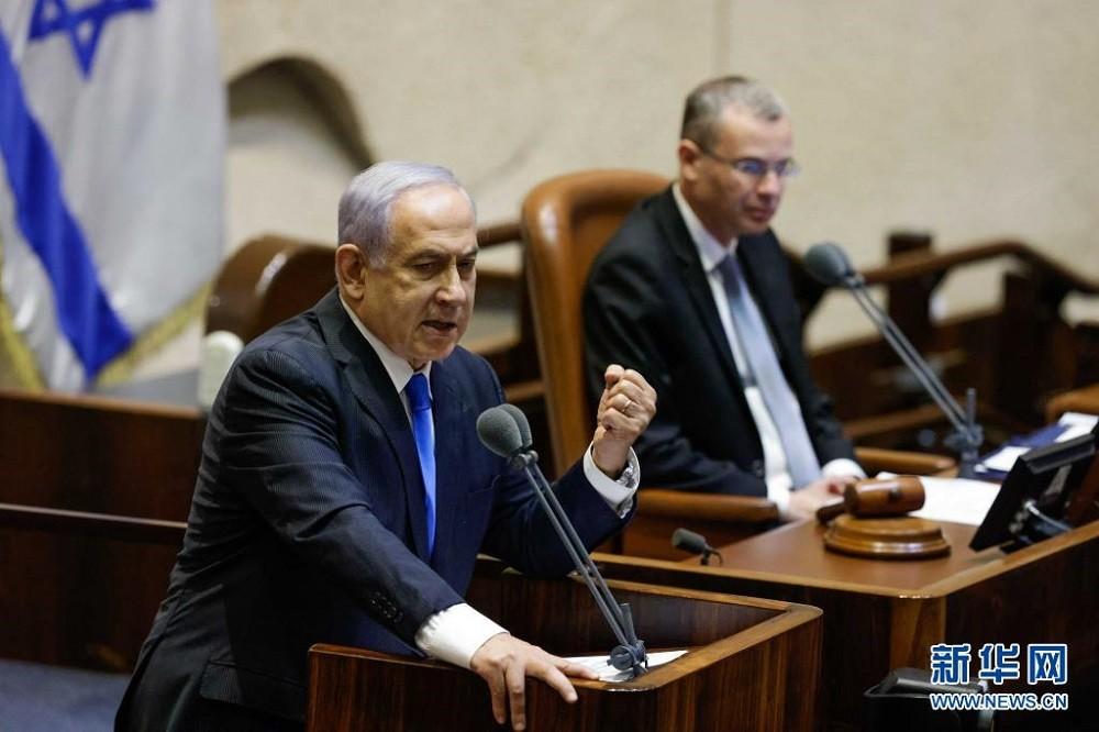 内塔尼亚胡下台,以色列正在变……