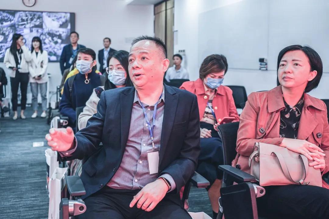 粤港澳大湾区媒体团到访万兴科技,和董事长吴太兵究竟聊了什么?