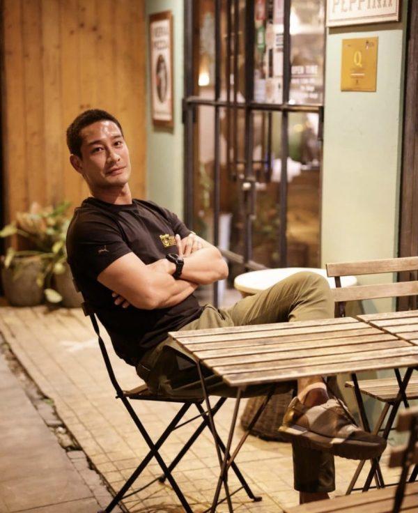 泰国男星Pong确诊新冠,主演《天使之争》《明天依然爱你》等多部热剧