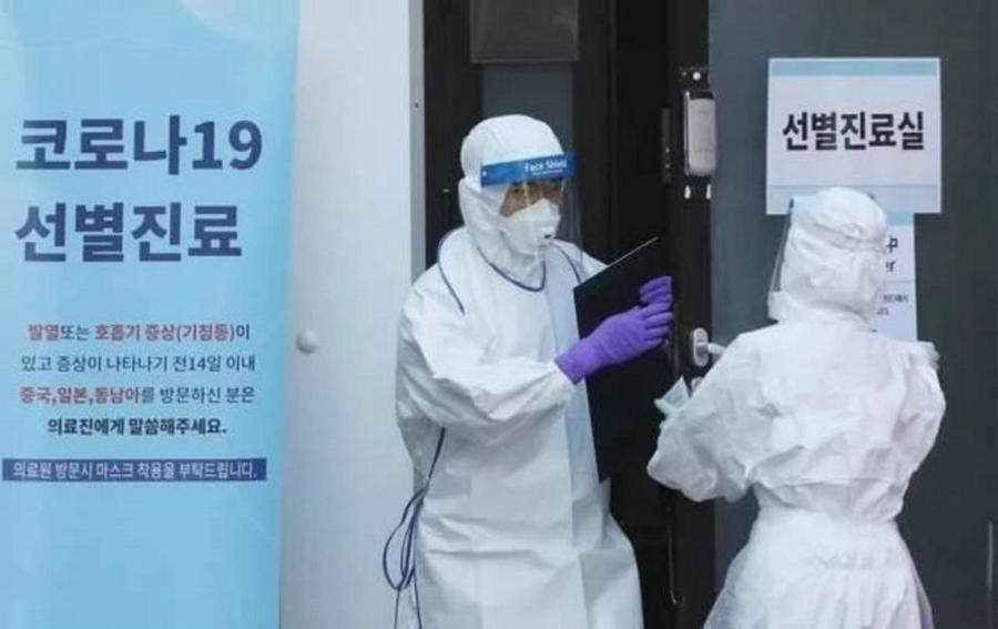 情况越来越糟,21日,我使馆紧急发提醒:在韩中国公民千万小心