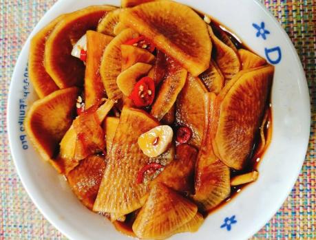腌萝卜技巧 做对了萝卜酸脆入味隔天就能吃