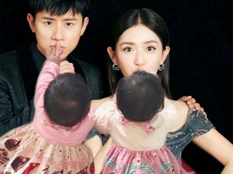 【谢娜怀二胎后罕现身】,被疑又是双胞胎,她是否属于超生了?