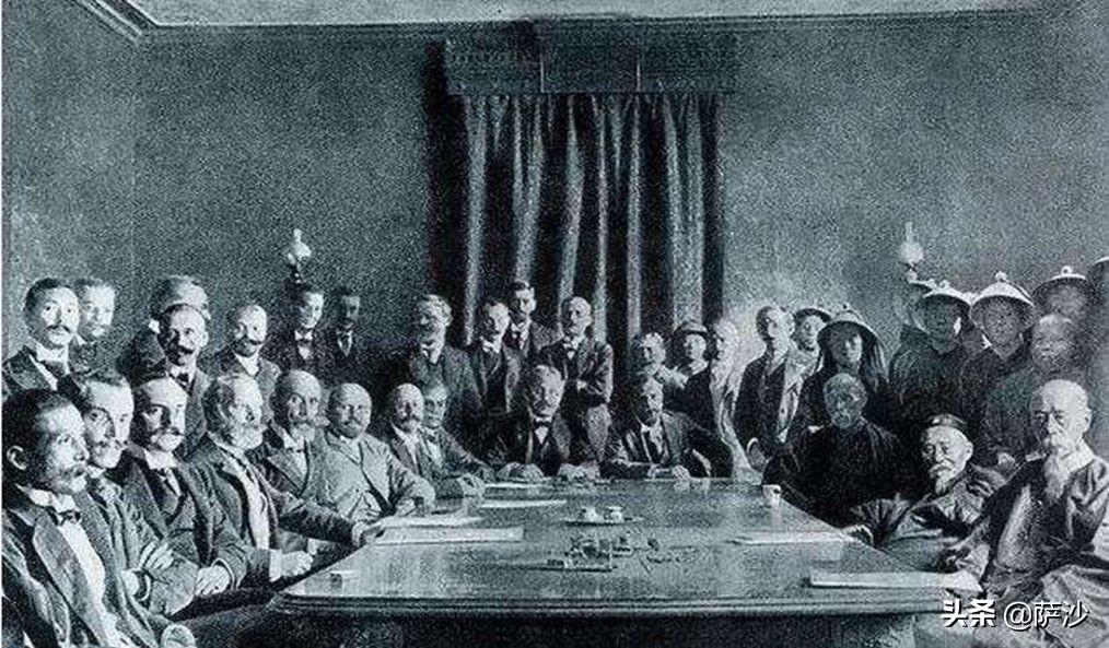 八国联军发动侵华战争时间:对于日本的庚子赔款不断还到39年?1900年8月14日八国联军