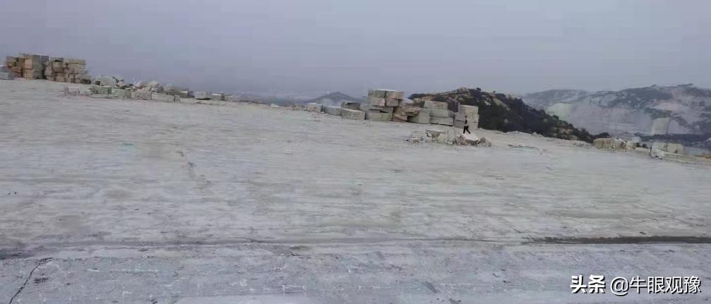 泌阳县中环石业公司非法盗采矿石,谁是其保护伞?