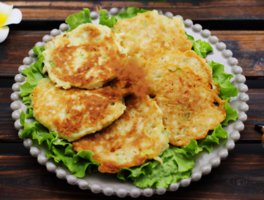 萝卜丝鸡蛋饼的做法步骤图 饱腹感强