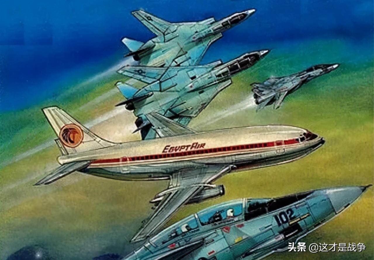 1985年,意大利军队和美军发生严重对峙,战斗一触即发
