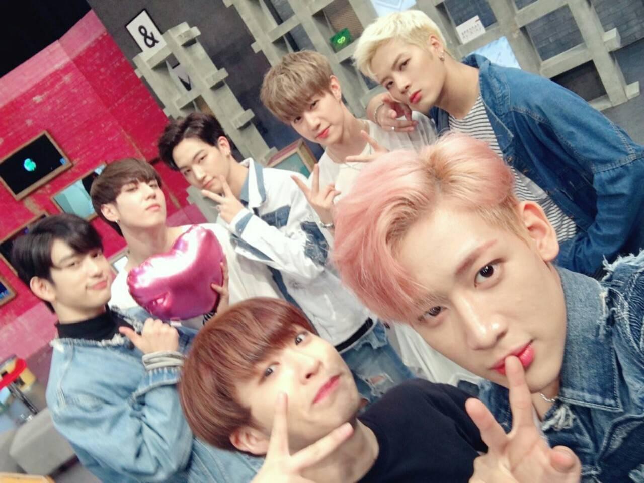 韩网热议!GOT7全体成员与JYP不续约,七人今后发展受关注