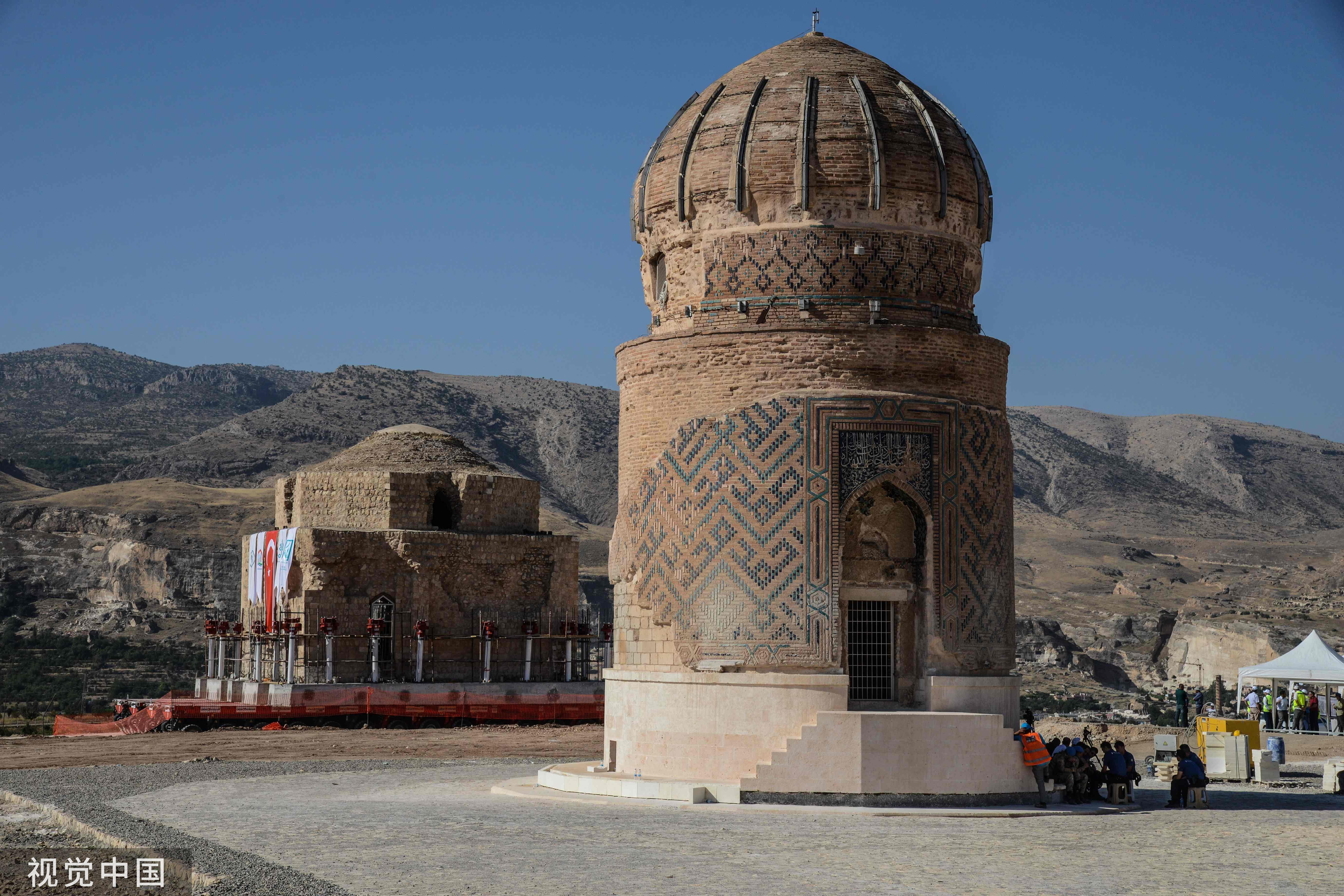 土耳其水电站争议十余年终将启动蓄水,超11000年历史古遗址将被淹