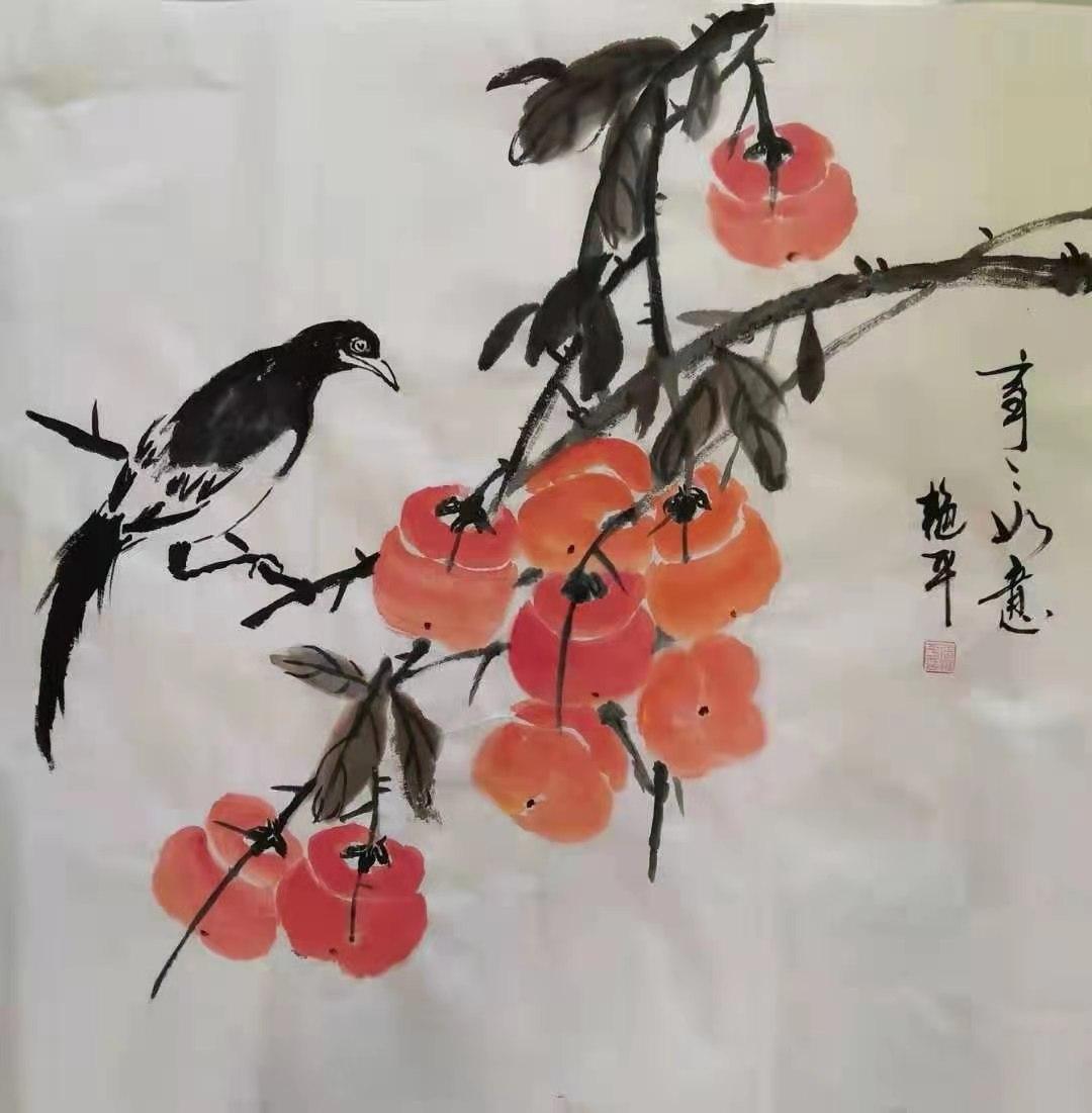 画家张艳平国画作品展