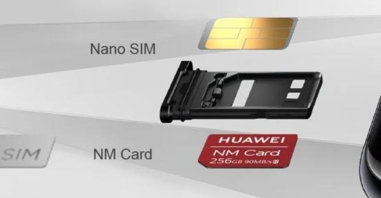 手机存储卡有统一标准,为何华为公司确是此外一套NM卡规范?