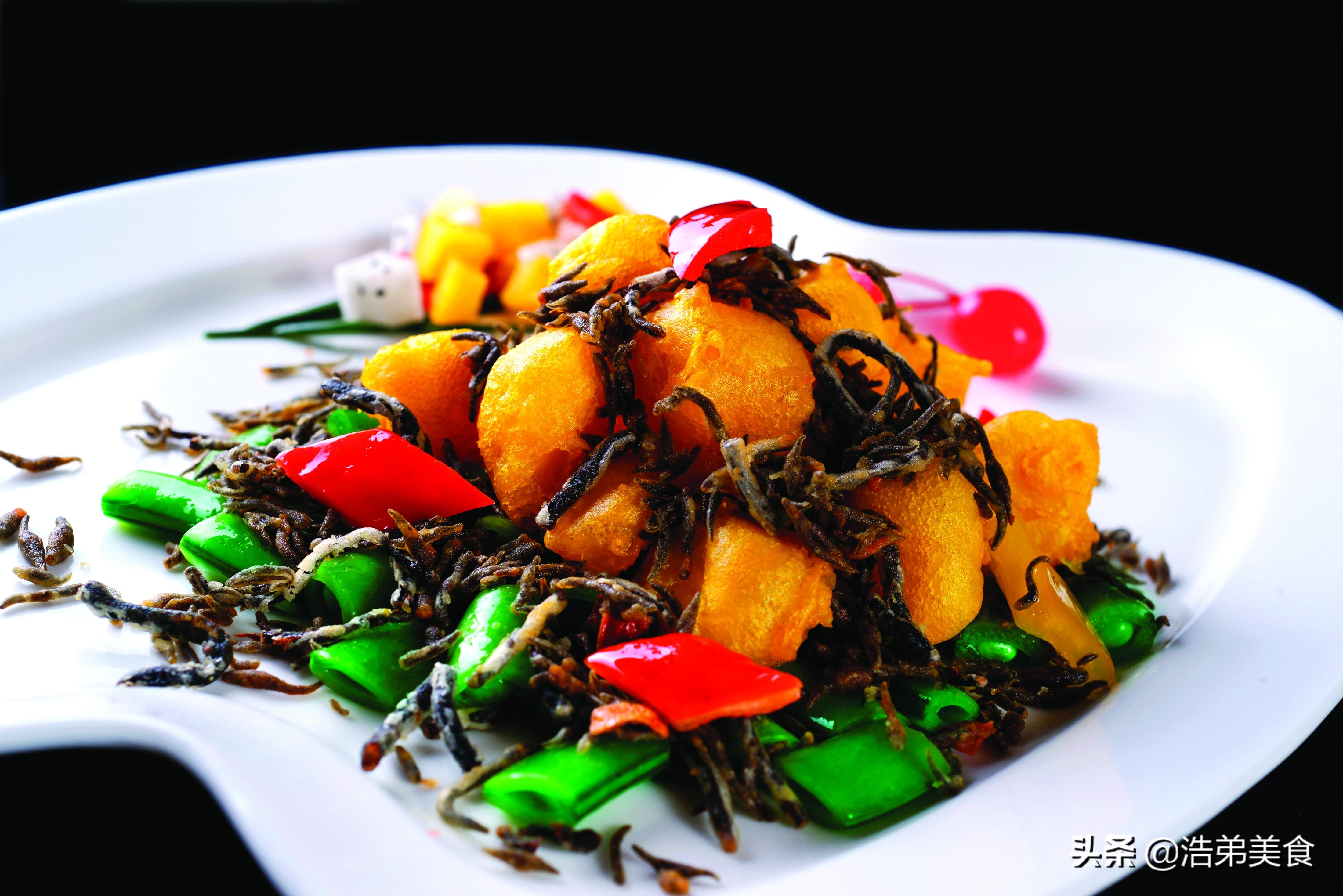 """厨师长分享:""""粤菜100道"""",其中还有10大广东名菜 粤菜菜谱 第30张"""