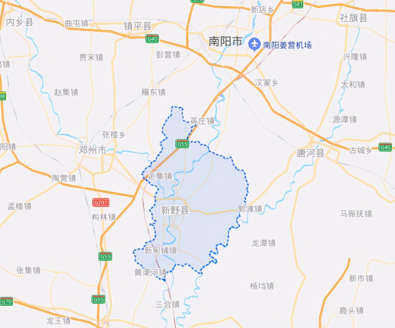 河南省一个县,人口超80万,诞生了一位三国名将