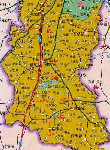 山西省的一个县,几年前改名,改成了1400多年前的名字