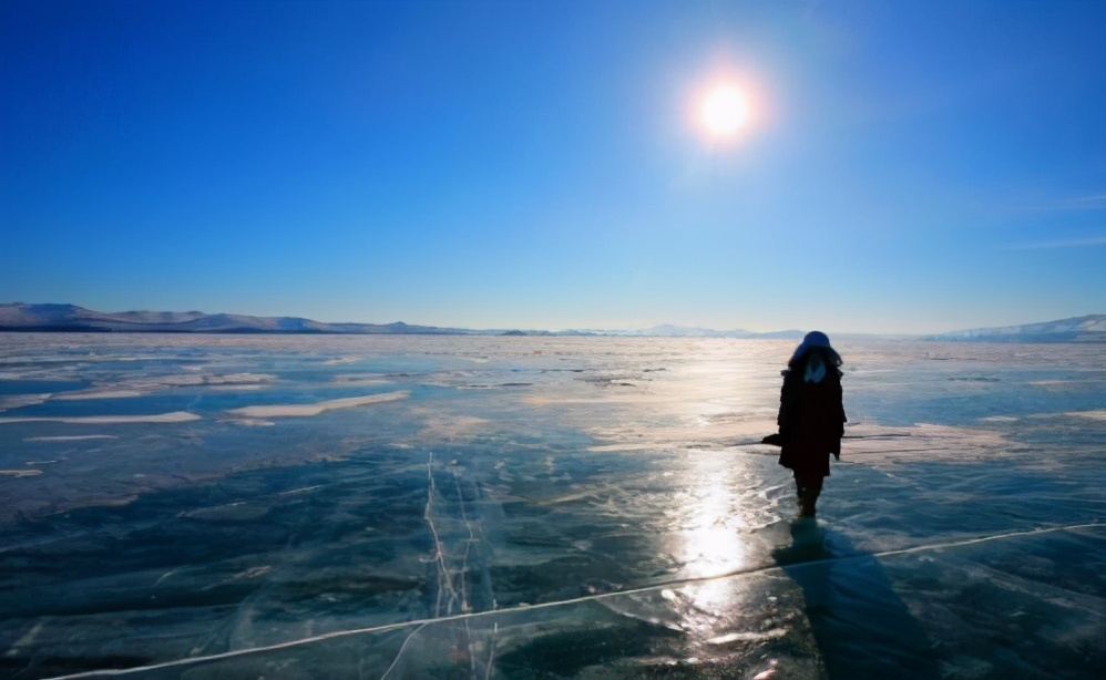 世界第一深湖——贝加尔湖