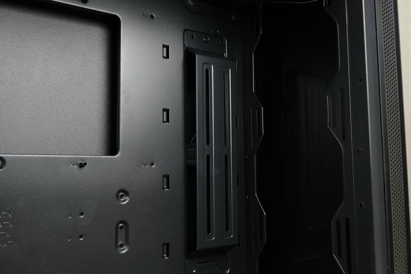 双面玻璃,颜值出色:爱国者 炫影5 rgb机箱 上手体验