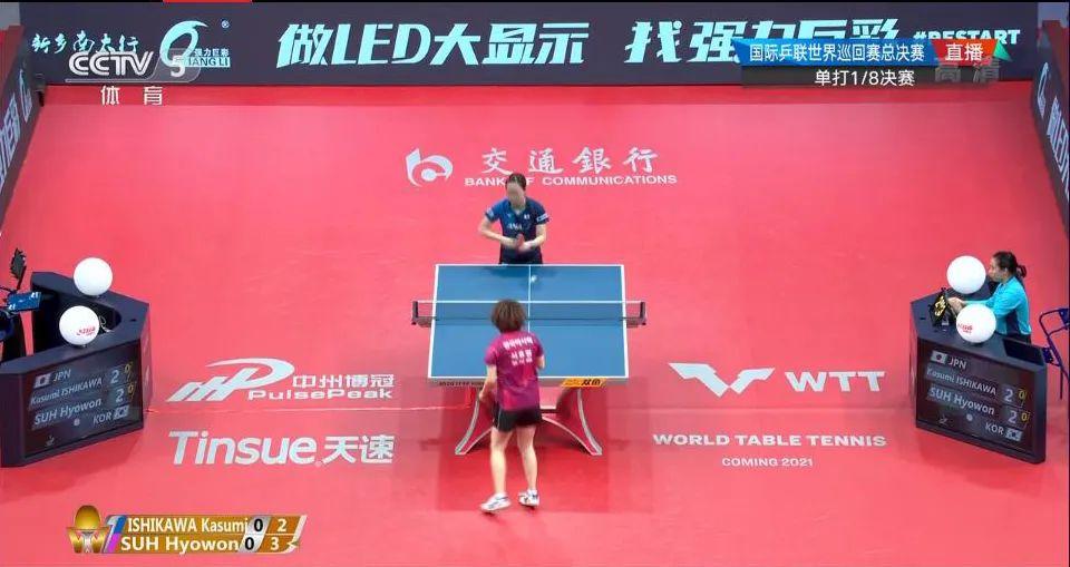 2020國際乒聯總決賽火熱開賽,強力巨彩邀您見證精彩