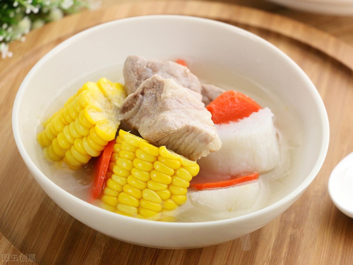 炖排骨汤,最忌直接焯水,很多人第一步就错了,难怪汤不鲜腥味重 美食做法 第9张