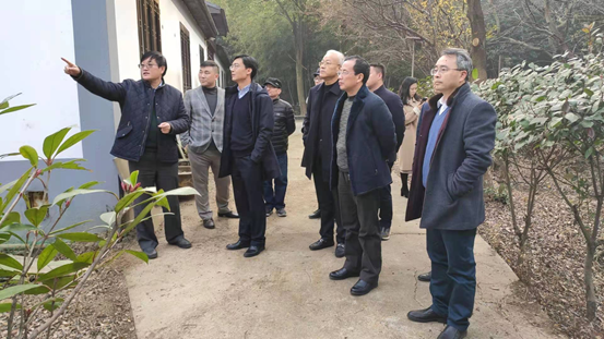 江阴朝阳山庄:政产学研互动 探索乡建之路