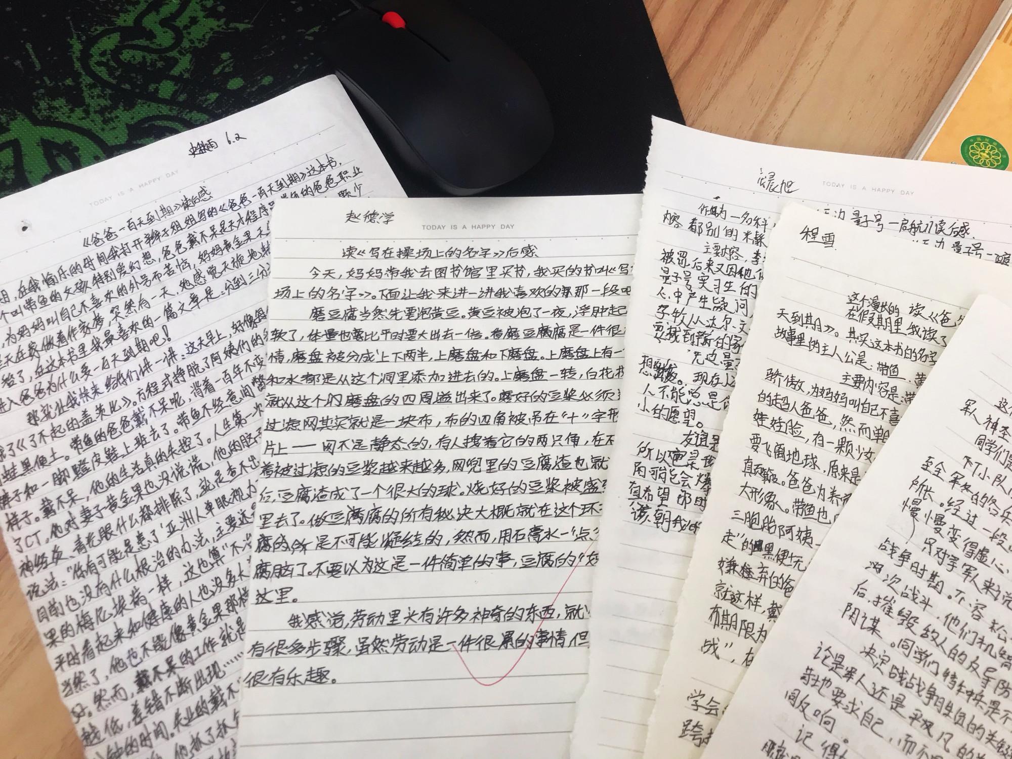 《双生花朵》读后感700字怎么写,优秀高分作文参考  第12张