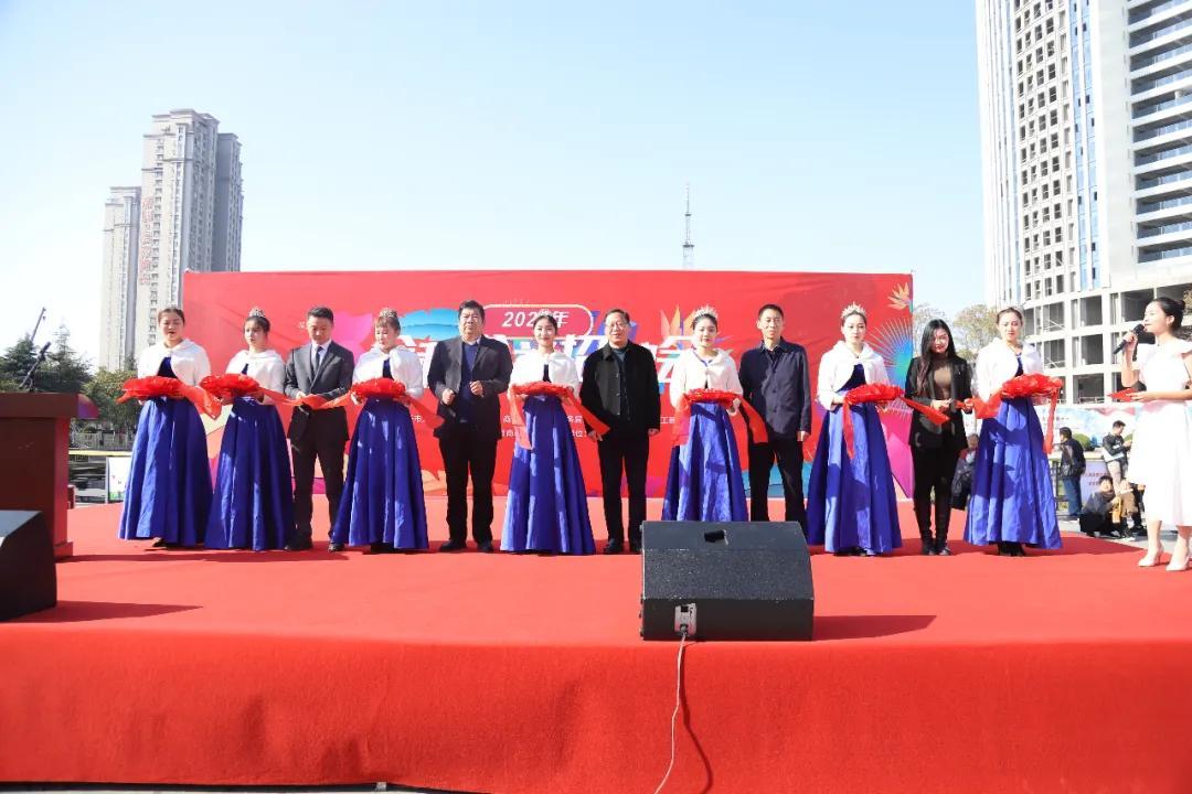 11月7日 商丘帝和广场大型公益招聘会成功举办