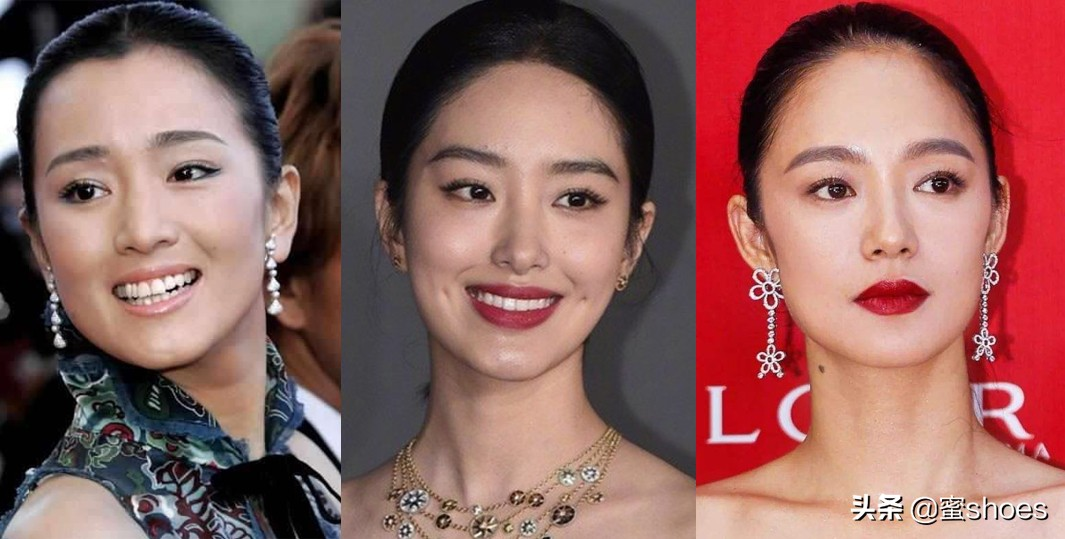杨采钰的颜值变高,你知道她是怎么从土妞进化成法式风情美人?