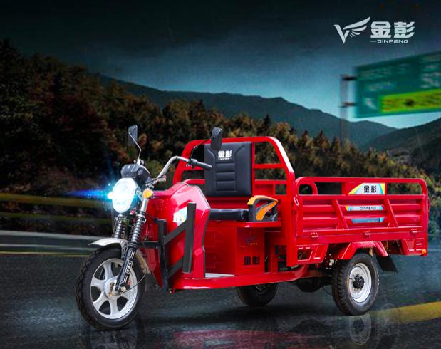 电动三轮车前十品牌都有哪些?金彭、宗申、淮海谁才是行业老大?