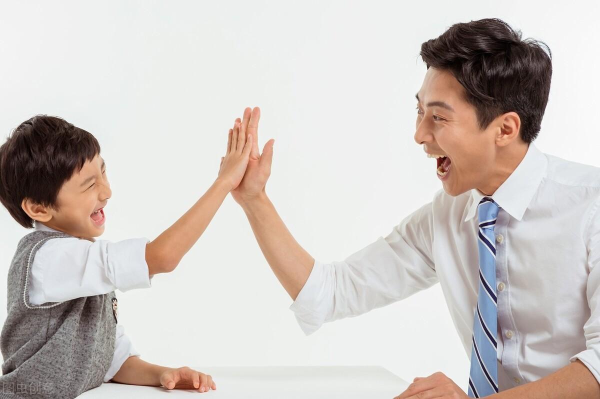 拉近亲子关系并不难,五个小妙招教你与孩子