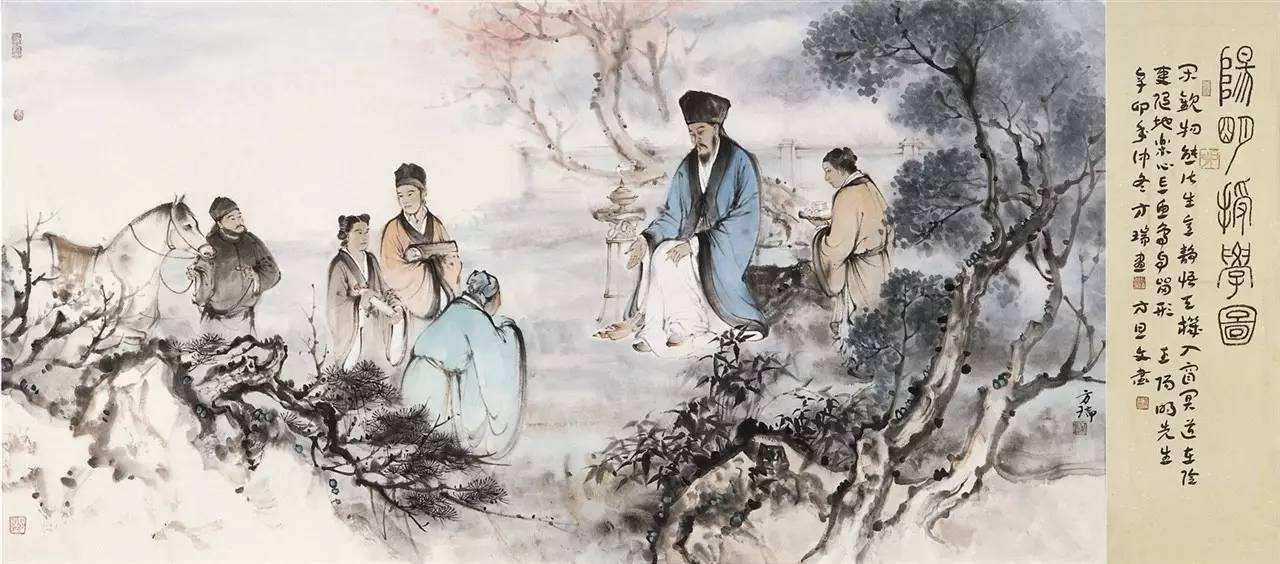 王阳明被分到这个刁民横行的地方,看他如何治理,证明心学的强大