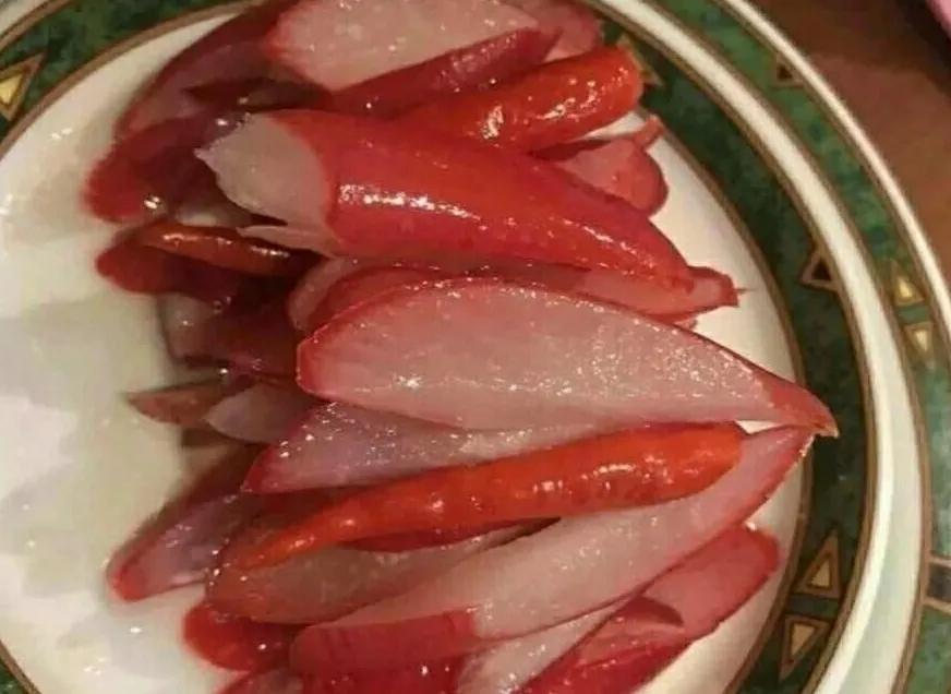 最常卖的六十种酱菜的做法(上) 美食做法 第2张