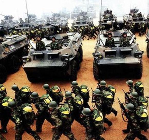 台当局刚宣布一项重要决定,为对抗武统加紧准备