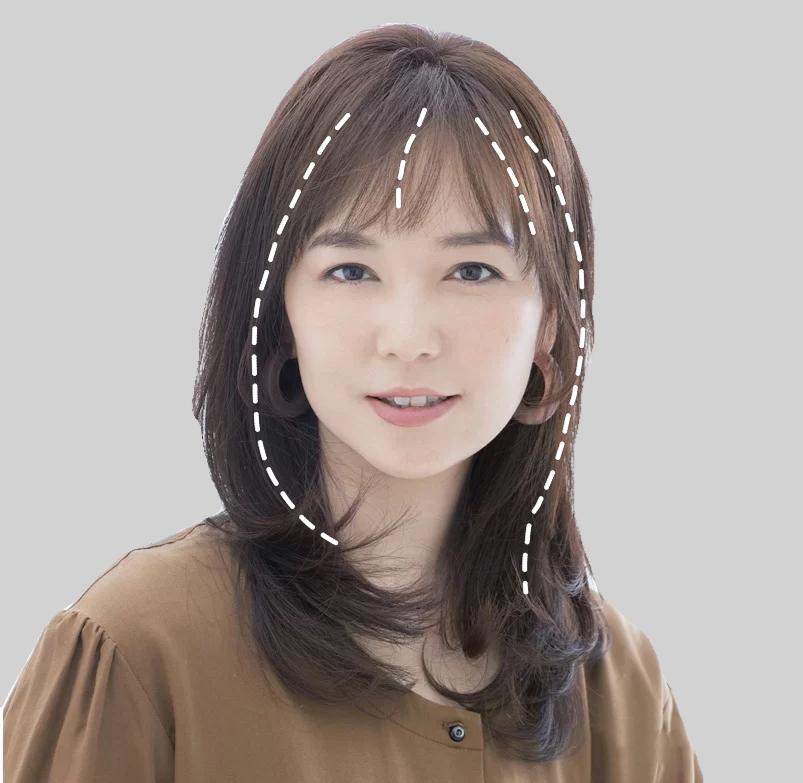 女人过了40岁,建议这5款烫发,减龄不老气