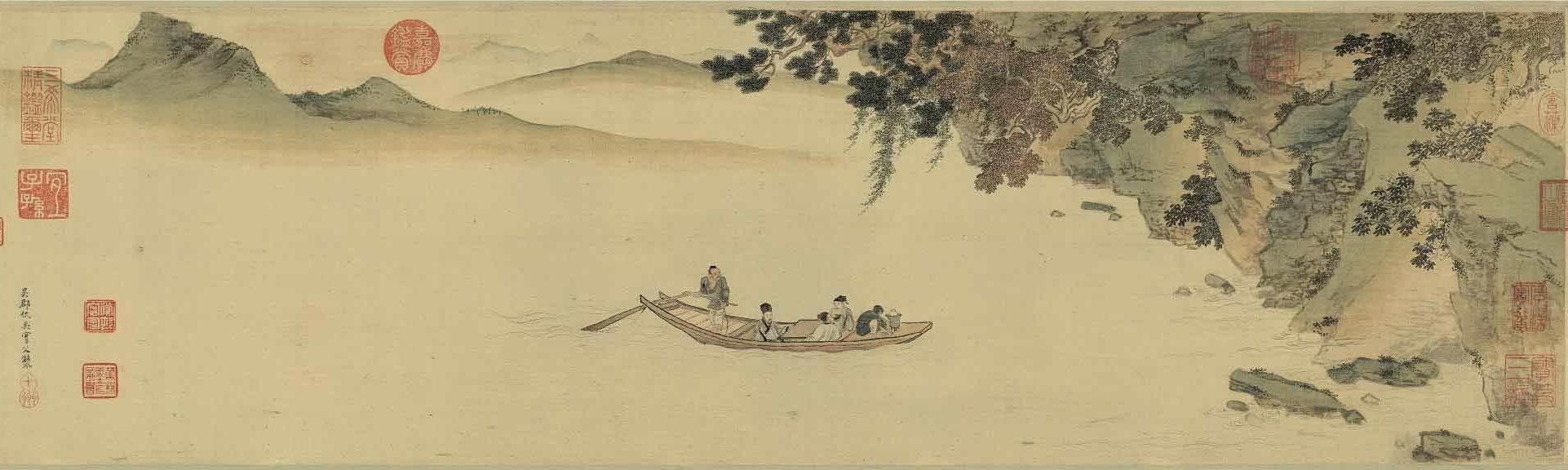 """北宋""""浪民""""苏东坡:在最落魄时的诗词中,书写最超然的人生"""