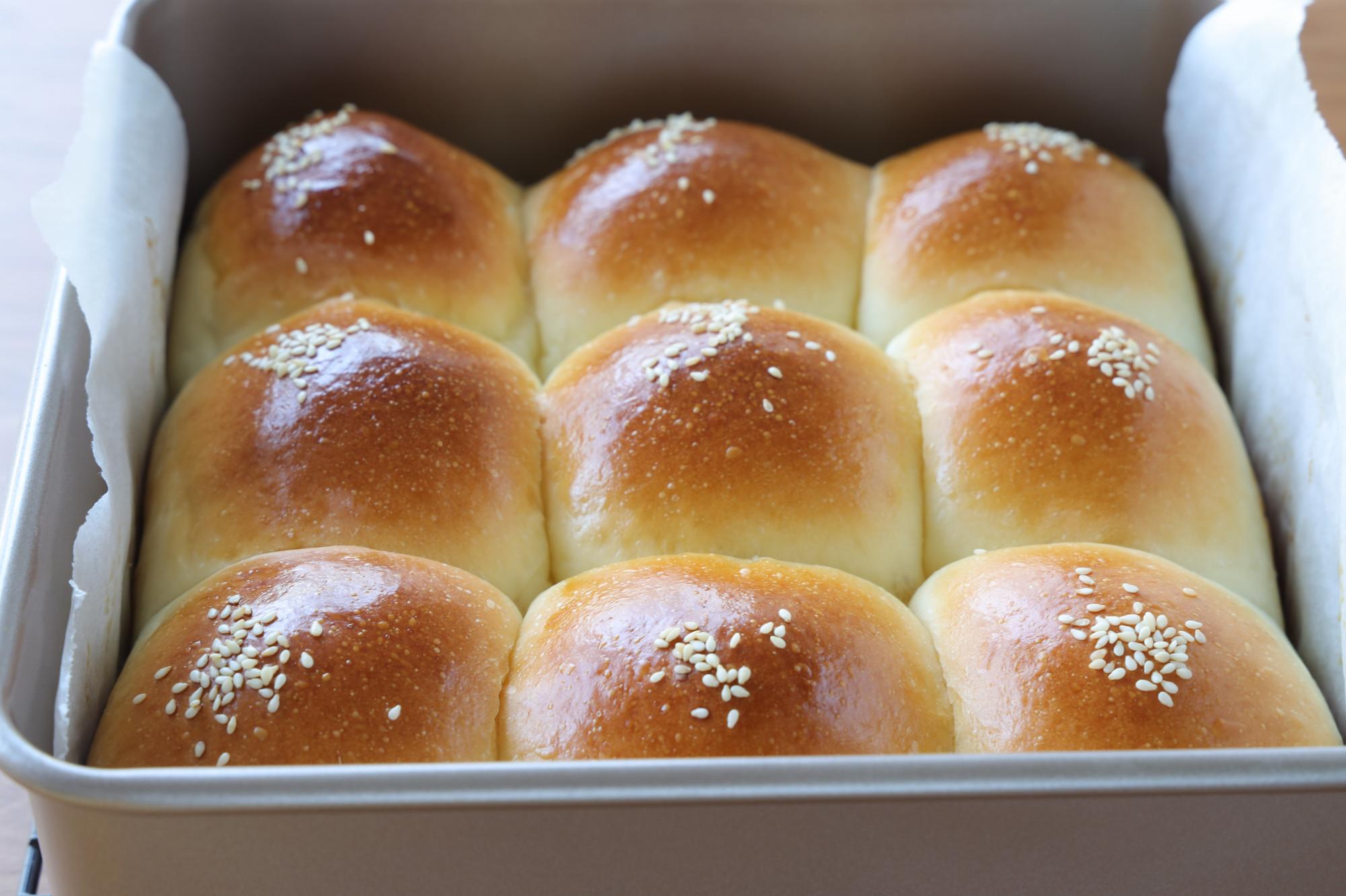 適合新手做的麵包,簡單0失敗,鬆軟拉絲香甜細膩,比買的更好吃